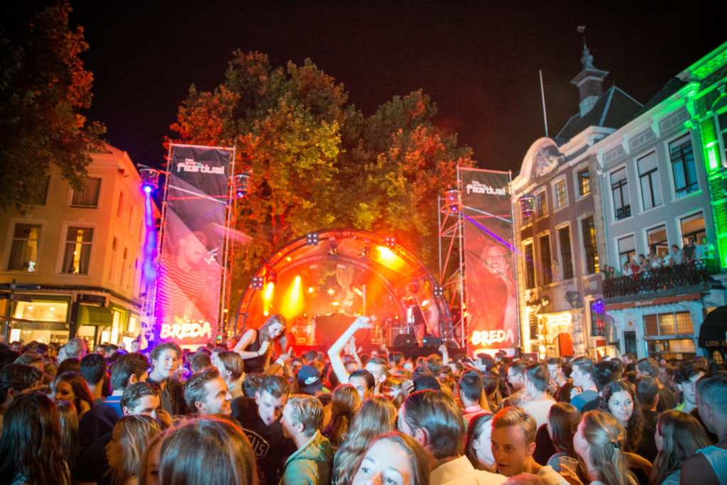 Zomers festival